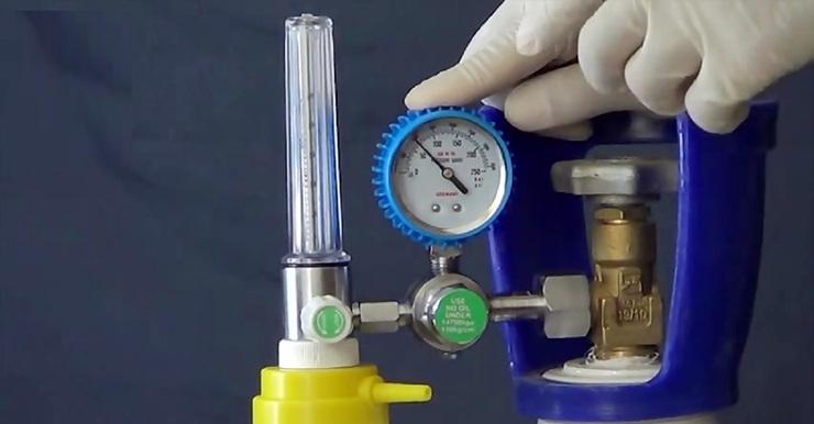 چند نکته مهم هنگام استفاده از کپسول اکسیژن در خانه