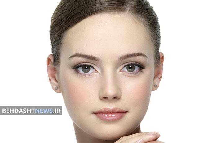 انواع ورزش صورت برای بهبود افتادگی صورت وجلوگیری از افتادگی پلک