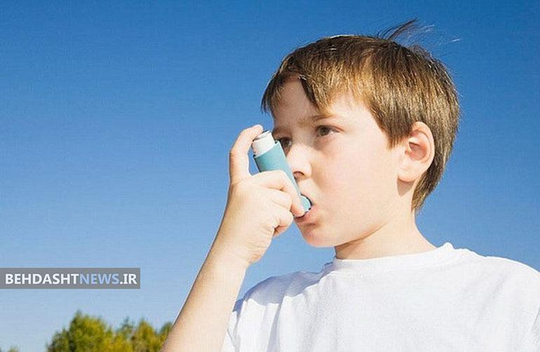 ارتباط مواد شیمیایی دوران بارداری و ابتلای نوزاد به آسم
