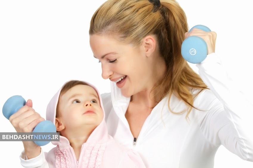 چاقی مادر سیستم ایمنی بدن نوزادان را در زمان تولد به خطر می اندازد