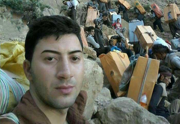 نخبه علمی ایران در حال کولبری + عکس | بهداشت نیوز