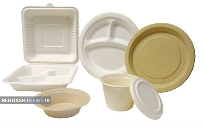 از ظروف نیمه شفاف و گیاهی برای مواد غذایی استفاده کنید