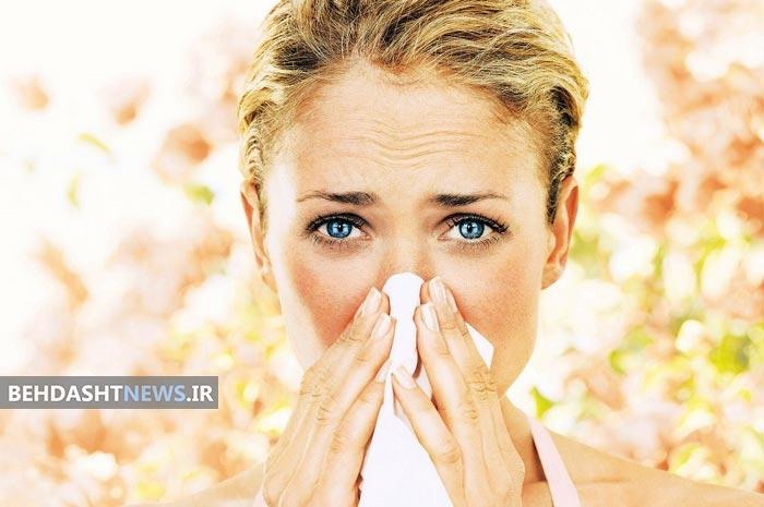 چگونه آلرژی را کنترل کنیم؟