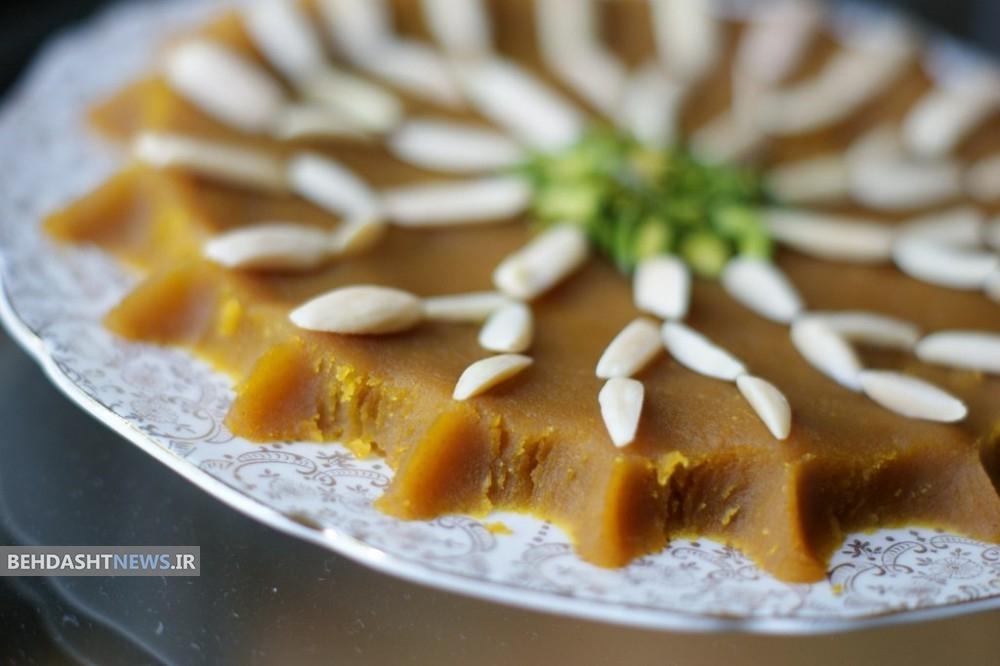 حلوا نسکافه، یک حلوای جدید و خوش طعم برای افطار ماه رمضان