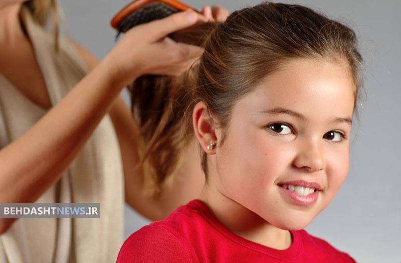 مراقبت های مو برای نوجوانان