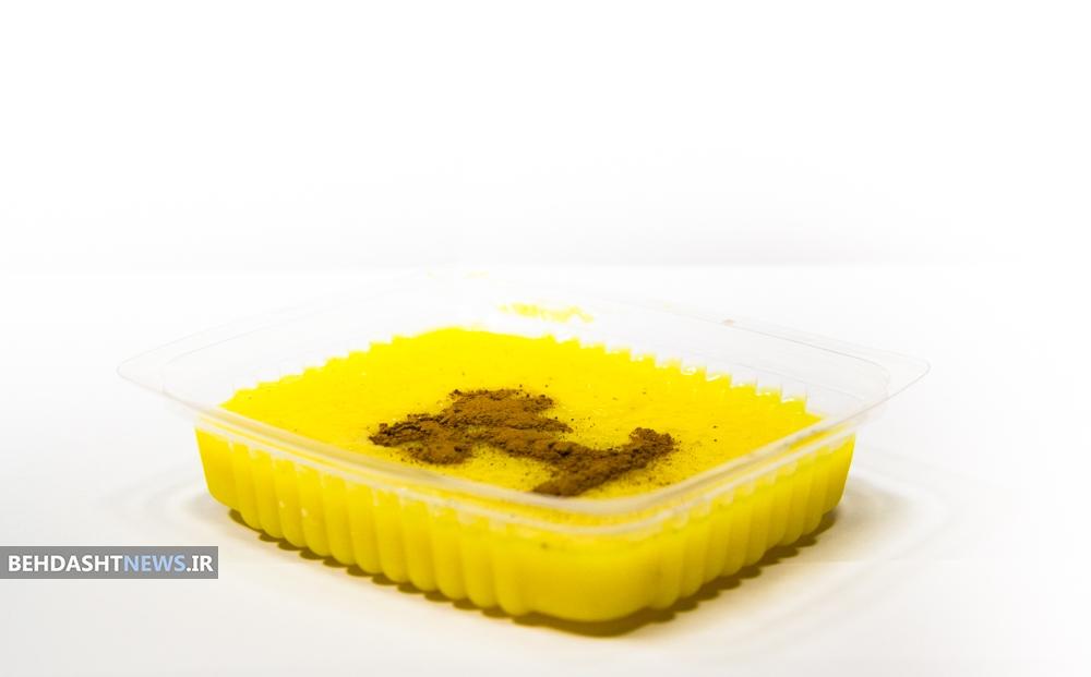 محتویات شله زرد باید مجوزهای بهداشتی لازم را داشته باشند