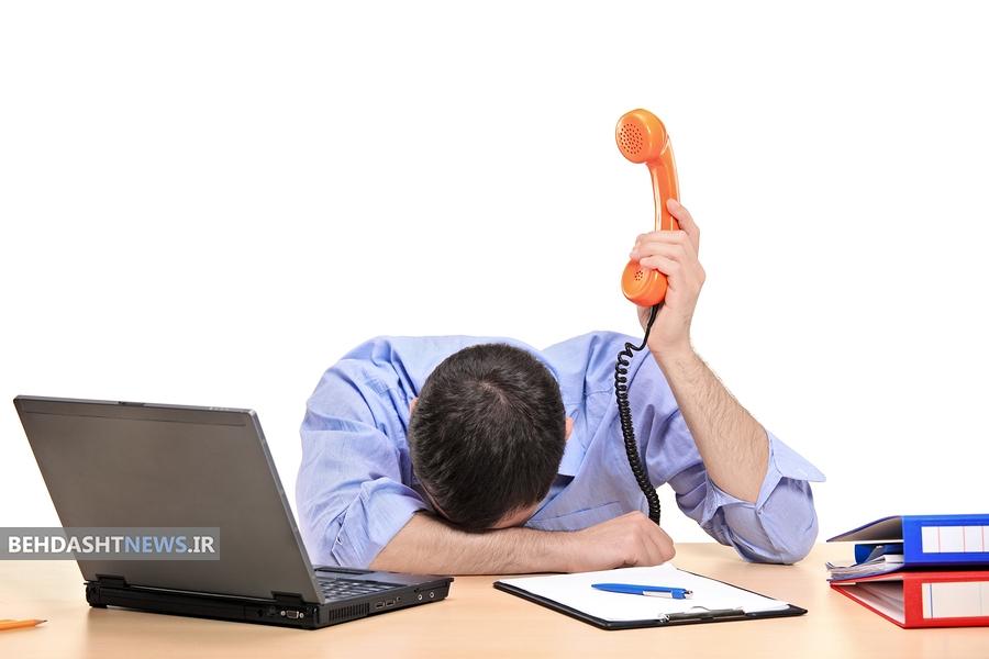 ۷ توصیه طلایی برای مدیریت استرس