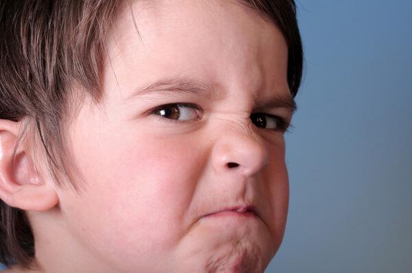 با کودک بد دهن چه کنیم؟