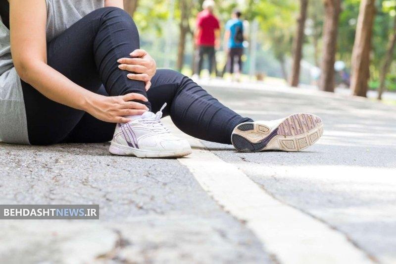 با این چند روش ساده درد پاهایتان را درمان کنید