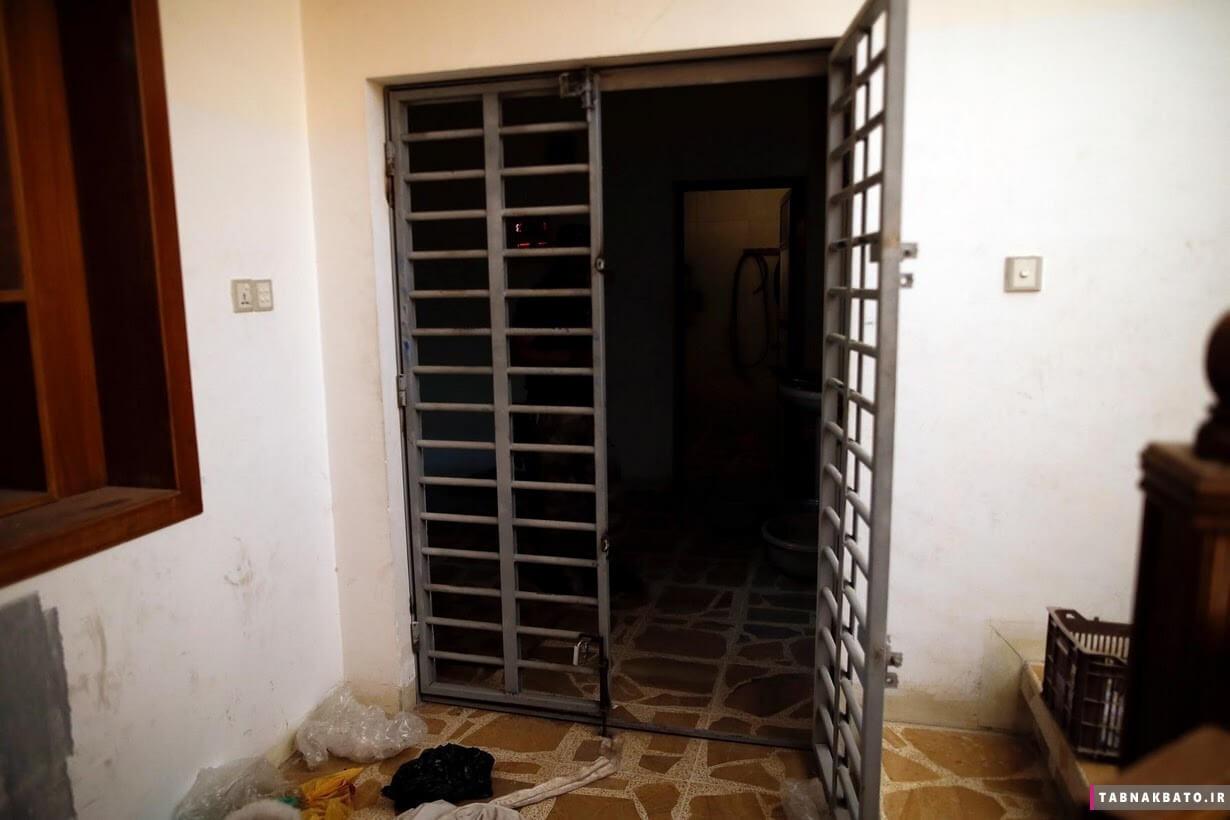 درون یکی از زندانهای گروه تروریستی داعش + عکس