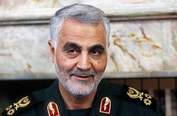 اولین واکنش سردار سلیمانی به حمله موشکی سپاه + عکس