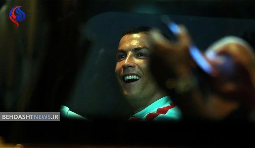 رونالدو همه را با «عکسی غیر منتظره» شوکه کرد