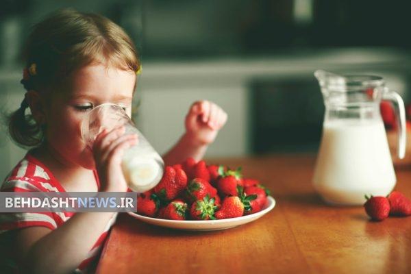 آیا مصرف شیر نارگیل، سویا و یا برنج برای کودکان مفید است؟