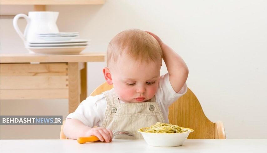 تغذیه کودکان تا ۱۲ ماهگی