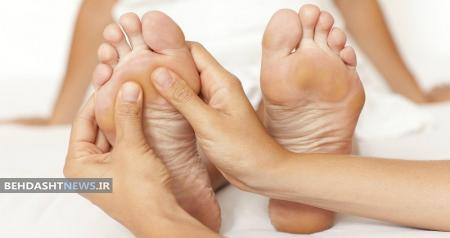با ماساژکف پا این اتفاق در بدن  رخ می دهد