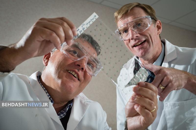 محققان خبر از ساخت اولین چسب مسکن ایبوپروفن مىدهند