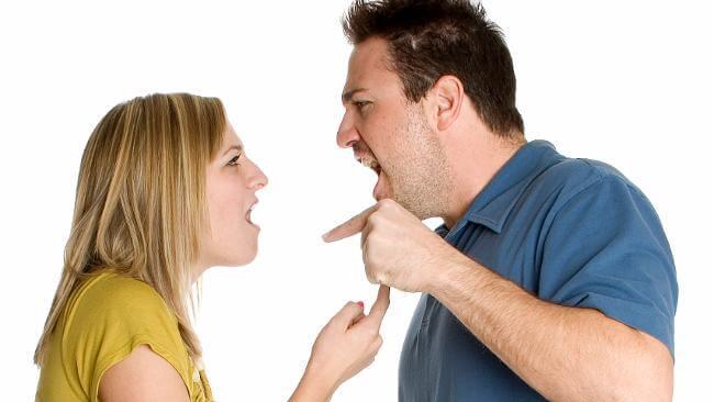 بدترین زمان برای حل دعواهای همسران