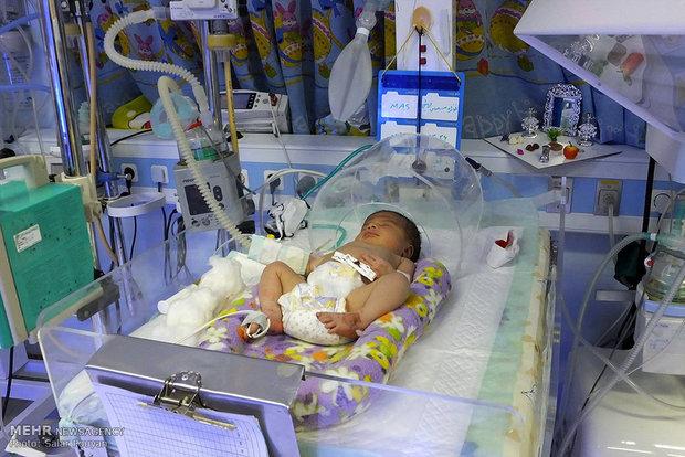 اولین ICU شیرخواران در کشور افتتاح می شود