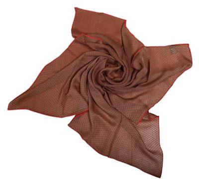 برای کاهش سردرد از این نوع روسری استفاده کنید