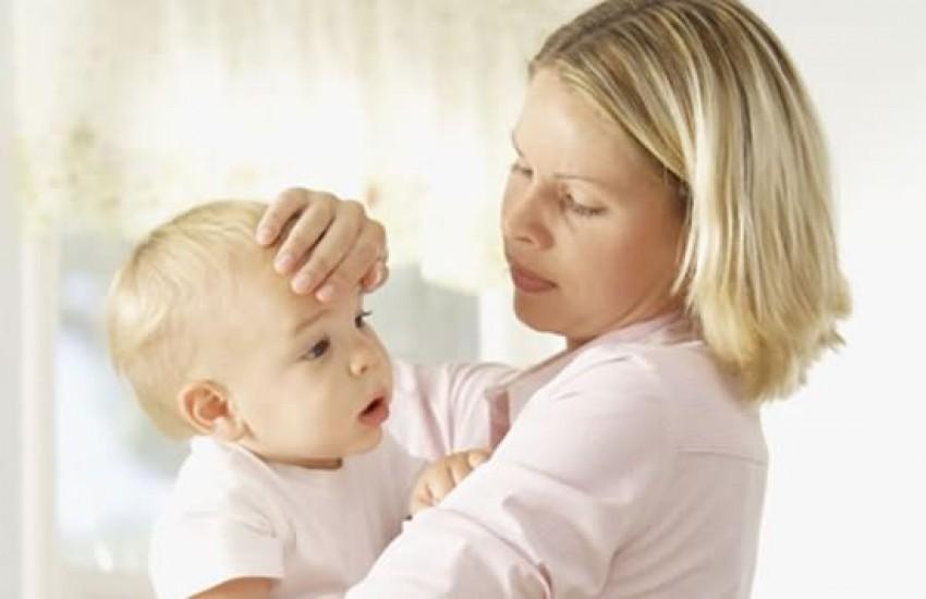 چگونه سرماخوردگی نوزاد را درمان کنیم؟