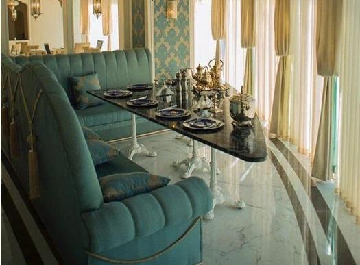 اتاقهای جادویی با قیمتهای نجومی در رستورانهای لوکس شمیران+ عکس