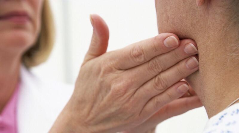 بیماری غدد لنفاوی+علل و علایم