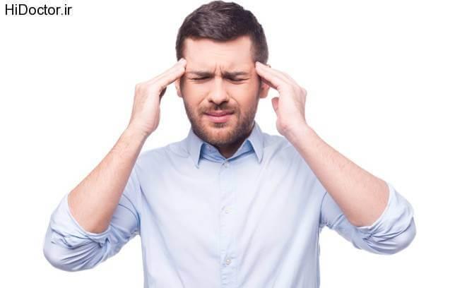 7 دلیل برای  سردردهای صبحگاهی