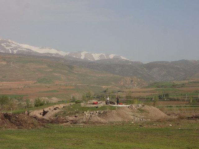 کشف قبور دوره اشکانی در آذربایجان غربی+عکس
