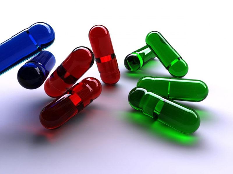 قدرت درمانی رنگ ها: چرا داروها رنگی هستند؟