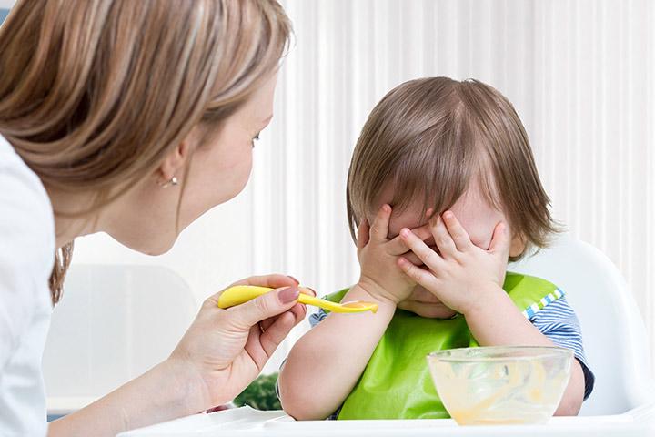 تکنیک هایی برای درمان بی اشتهایی در کودک