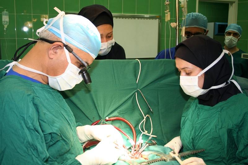 تعویض دریچه قلب بدون جراحی