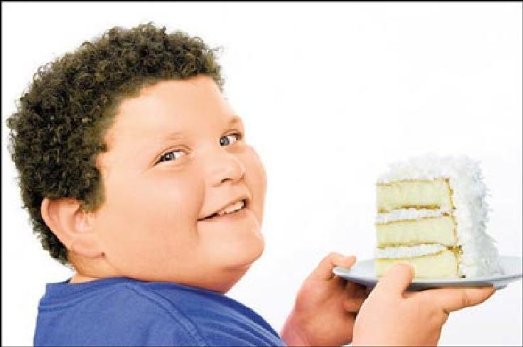 بیماریهای مرتبط با چاقی کودکان