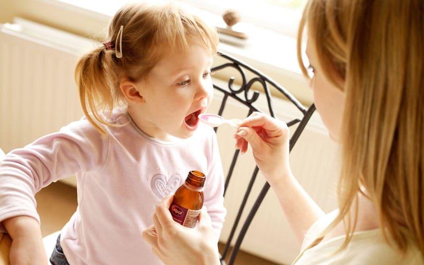 چگونگی مصرف برخی دارو ها و مکمل ها در کودکان