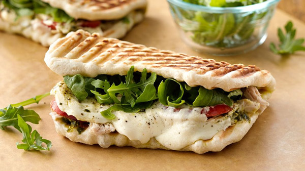 طرز تهیه ساندویچ ایتالیایی مارگریتا