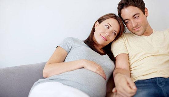 نقش مرد در دوران بارداری همسر