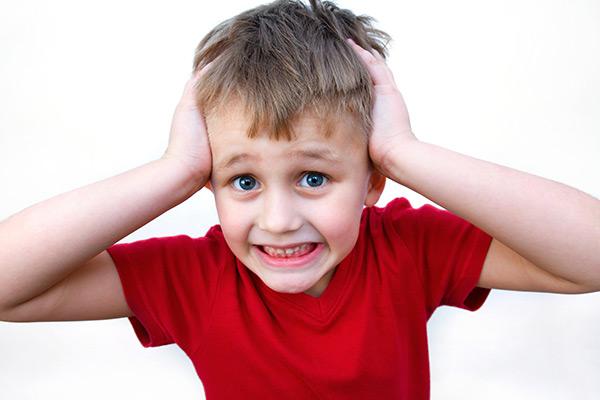 چگونه متوجه استرس در کودکان شویم؟