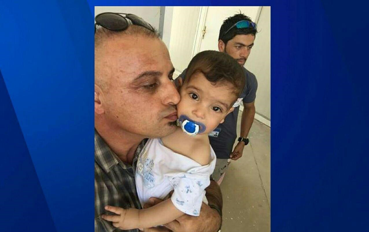 سرباز شیعه برای کودک سنی جانش را فدا کرد+عکس