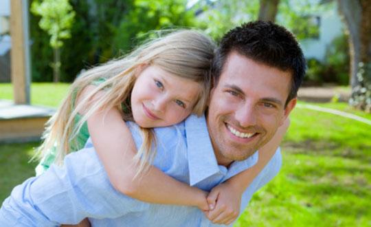 هشت جمله ای که پدرها باید به دخترانشان بگویند
