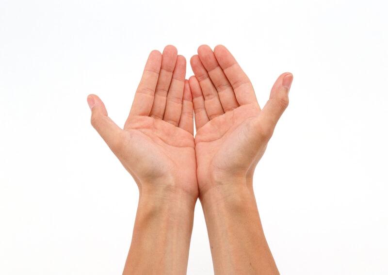 نشانه های بیماری در دستان شما