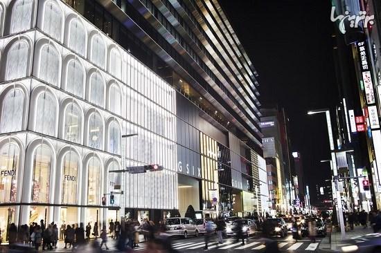 جذابترین مرکز خرید دنیا در ژاپن + عکس