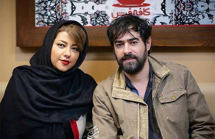 تیپ متفاوت شهاب حسینی و همسرش در کنار هم + عکس