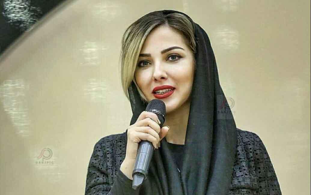تیپ لیلا اوتادی در یک مراسم + عکس