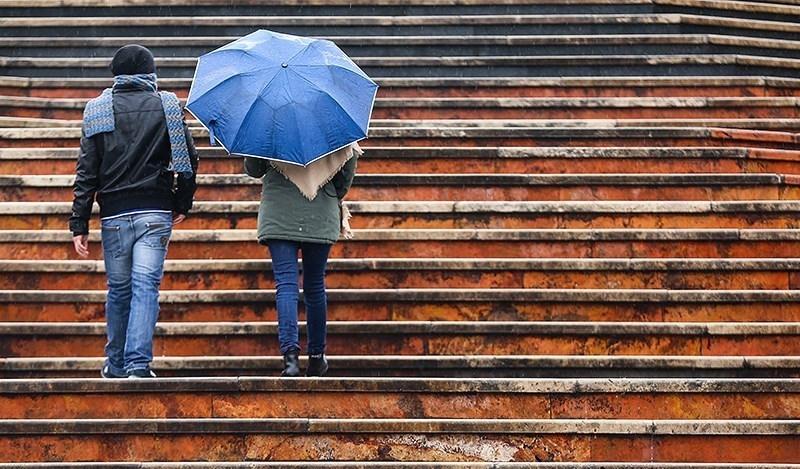 بارش پراکنده باران در ۱۲ استان