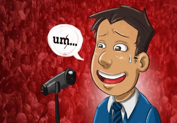آیا شما هم وقت حرف زدن می گویید «اومممم»؟