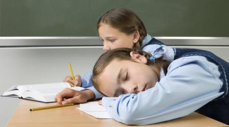 کودکان کم خواب در معرض این بیماری هستند !