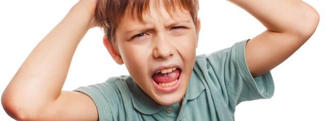کنترل کودکان بد خلق