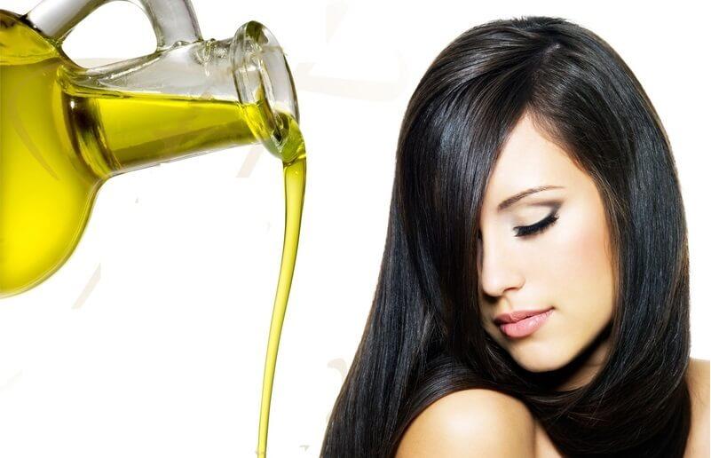 فواید روغن زیتون و عسل برای مو