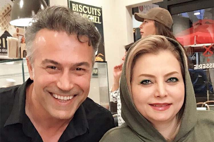 تیپ دانیال حکیمی و همسرش در خارج از کشور + عکس