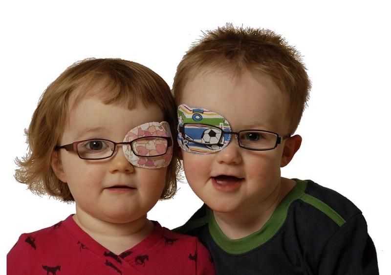 راه های درمان تنبلی چشم