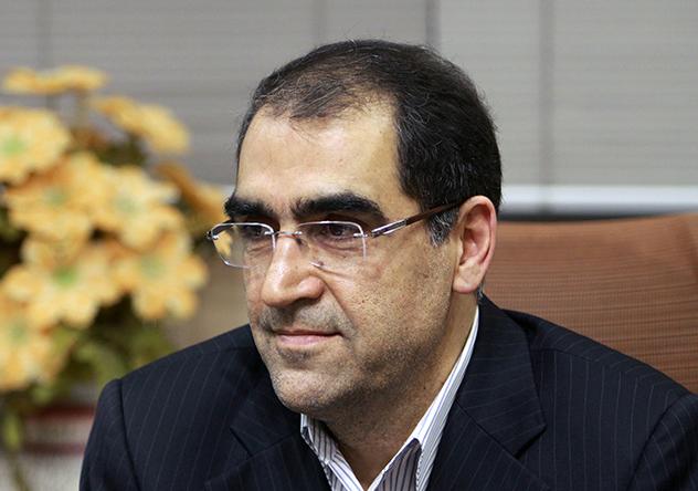دکتر هاشمی ، در جایگاه وزیر بهداشت ابقا شد